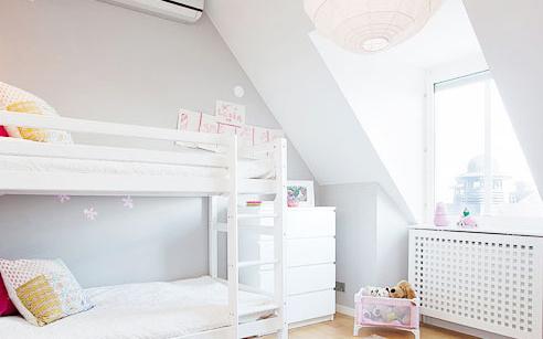 上下床儿童房设计 让孩子快乐成双