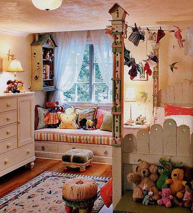 主题儿童房设计欣赏 为开学献礼
