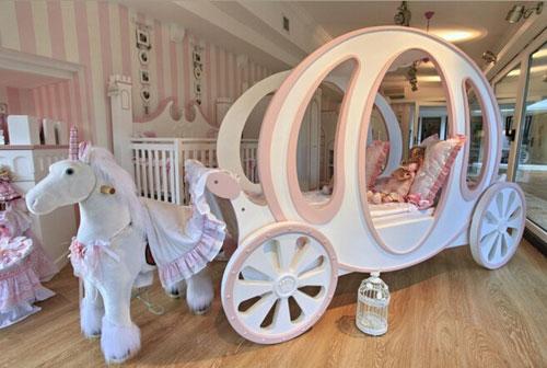 潮爸辣妈必看儿童房装修效果图 儿童房设计