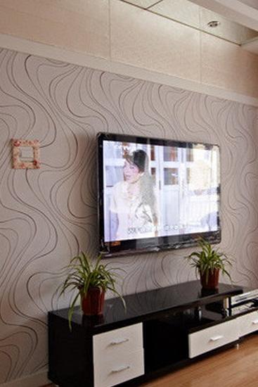 客厅电视背景墙图片介绍