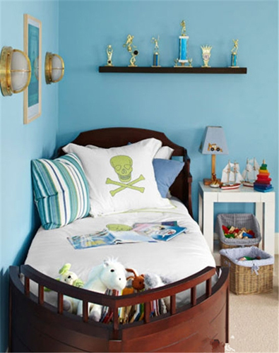 注重童趣元素的儿童房设计