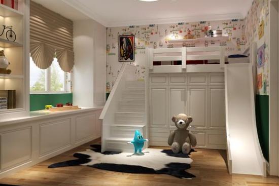 儿童房装修效果图欣赏