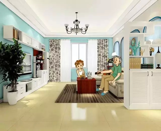 【全屋定制】小户型设计也能轻松实现三代同居!