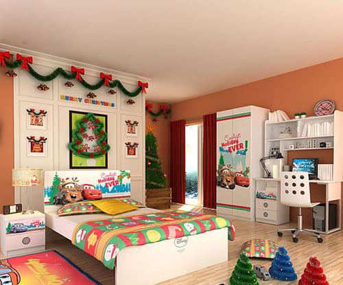 小户型儿童房设计方案 区域巧划分