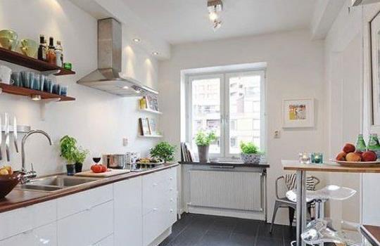 厨房橱柜装修设计十大误区,一条就足以让你崩溃