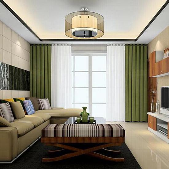 客厅窗帘颜色背后的风水秘密 太惊人了!