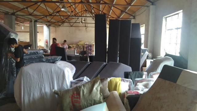网上买沙发坑巨大,要小心!