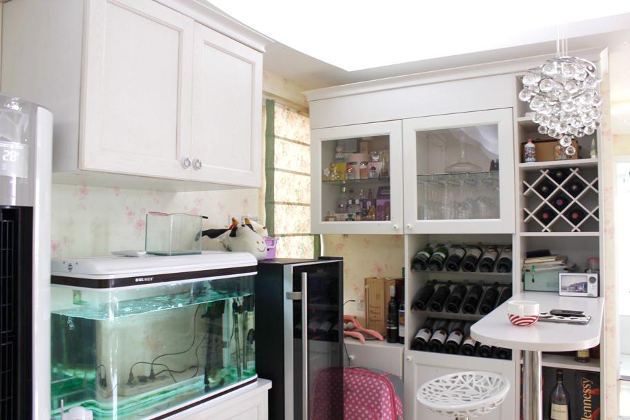 错误的厨房风水布置 厨房用具摆放注意事项