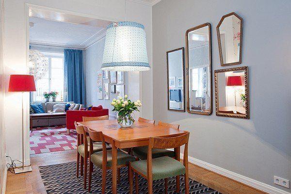 清新风格的家装,一起用色彩给家注入青春活力吧!
