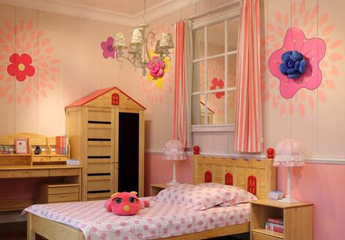 儿童房装修日记 无限童趣