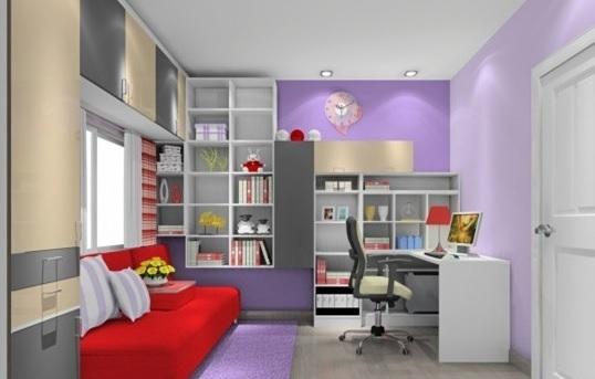 书柜设计图 各种脑洞大开的设计!
