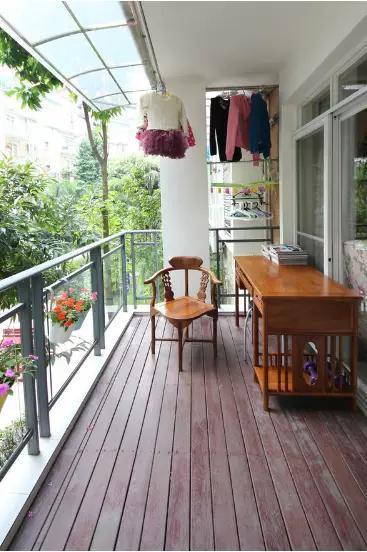 14款小户型阳台设计攻略,教你设计一款心仪的阳台