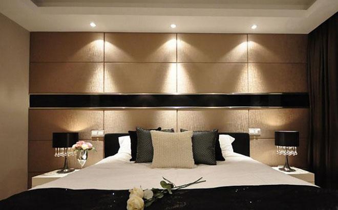 卧室风水:门与床的风水位置