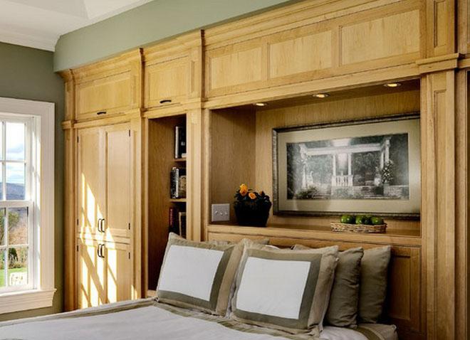 秋冬季卧室衣柜如何保养