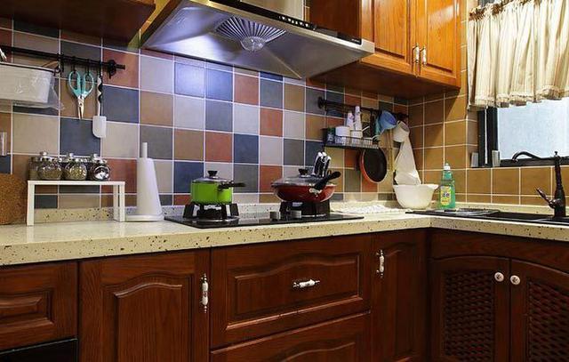 这么多好看的厨房装修效果图,总有一款适合你家!