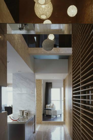 家中不容忽视的细节 8款客厅走廊吊顶