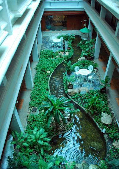 这么有创意的室内花园,你想拥有吗?