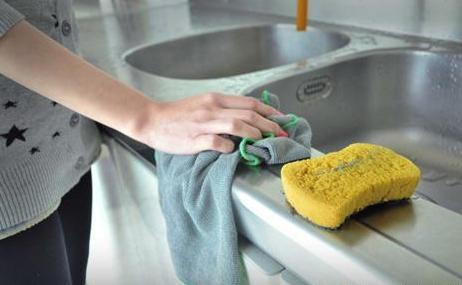 厨房清洁妙招多,让每一个死角都干净