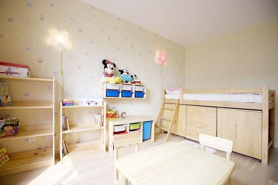 换一个温馨有趣的儿童床,最闹腾的熊孩子也能睡觉