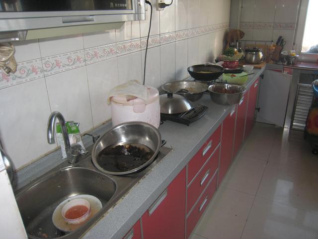 美国家庭主妇教你告别凌乱的厨房 收纳自有妙招