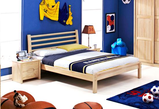 儿童房效果图,12款儿童床推荐儿童家具精选