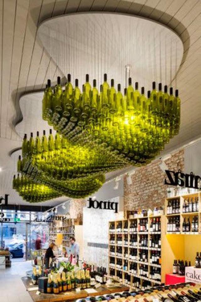 废弃酒瓶竟然能获得澳大利亚设计比赛大奖?下次不要2毛卖掉了!