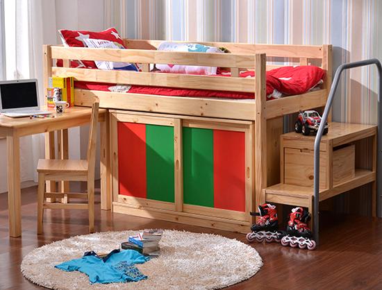 儿童床的好坏关乎孩子能否健康成长