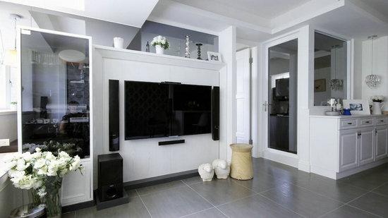 老房翻新有技巧 现代简约小户型挤出大空间