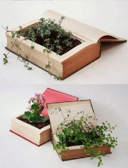 用它们来改造家具装饰,这么有创意的想法是怎么想到的?