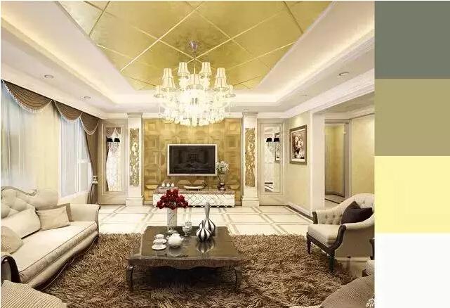 家居装修设计配色八大黄金定律 值得收藏