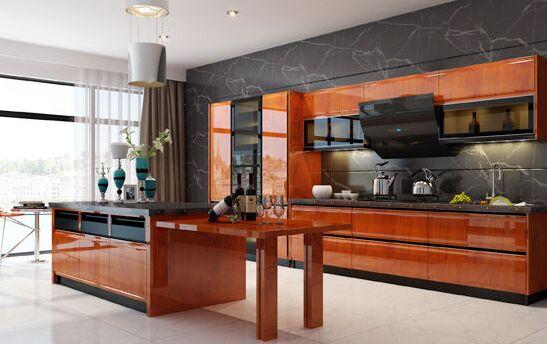 定制橱柜,定制厨房别致风景