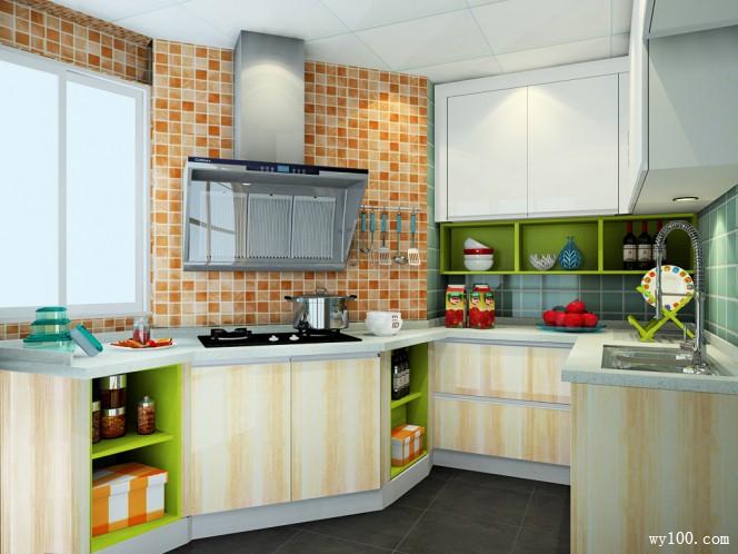 橱柜效果图 整体橱柜的设计风格
