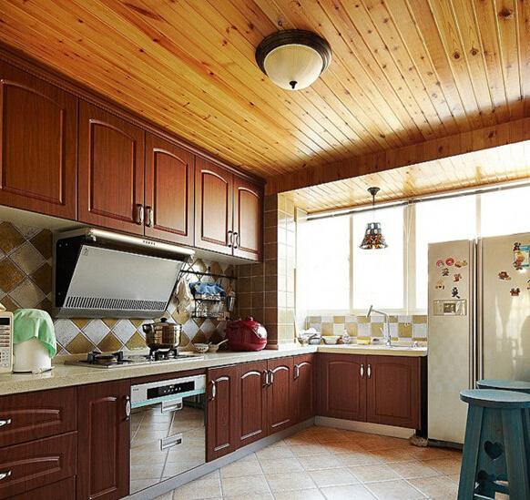厨房吊顶的作用 4中吊顶方式介绍