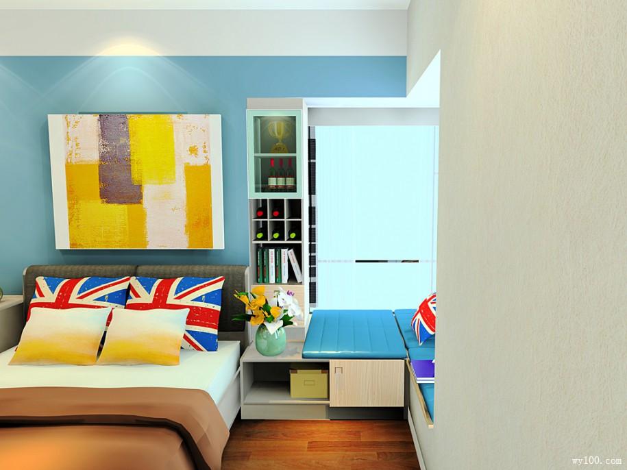 12�O空间魔法卧室 卧室设计