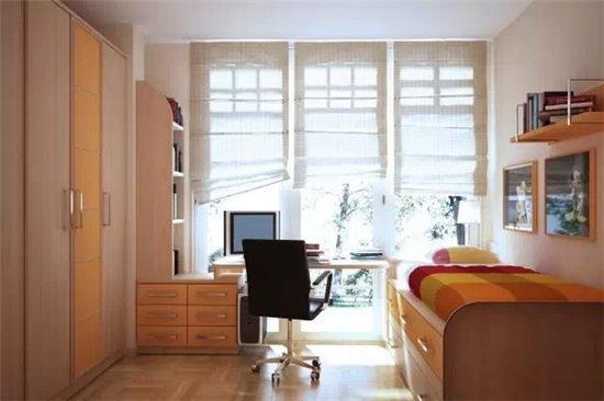 小户型装修创意效果图 看40平房子如何变豪宅