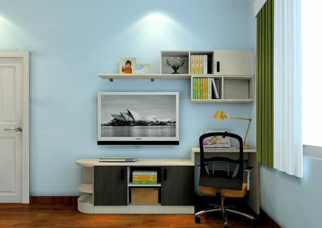 小空间双人卧房 DIY你钟意的衣柜