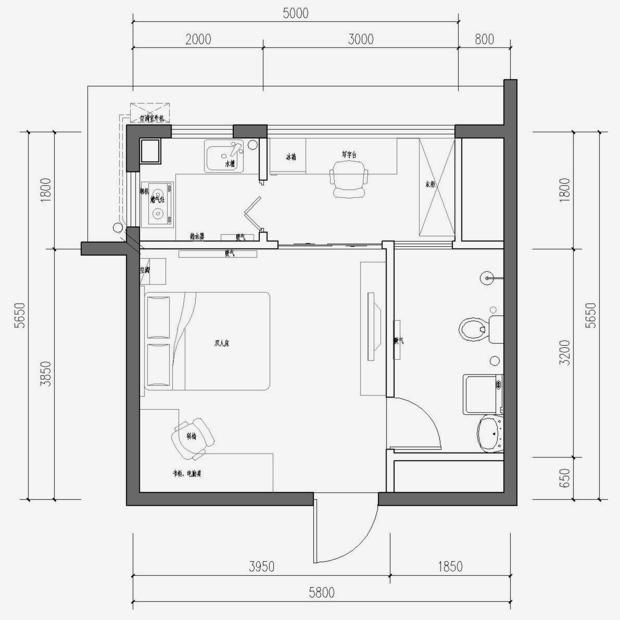 我的房子我做主自己做设计师