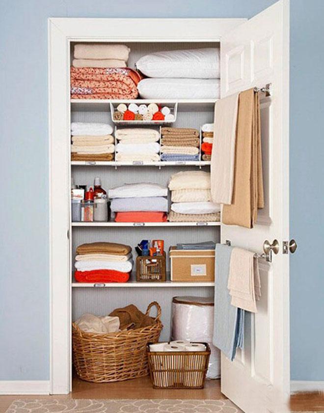 如何让衣柜挤进你的迷你空间里