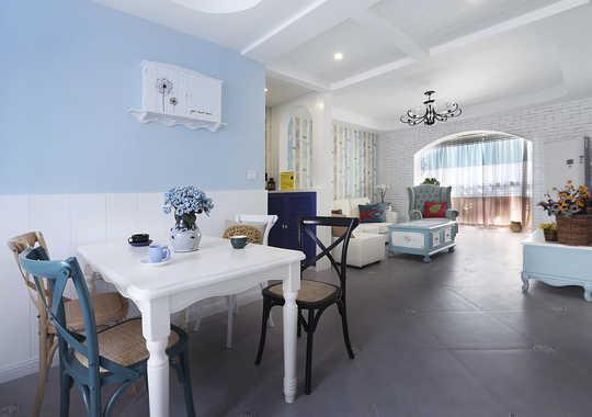 95平新房刚刚装好,卧室利用的真不错!