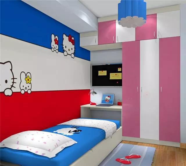 """鲁班说一个可成长的""""儿童房""""该怎么设计"""