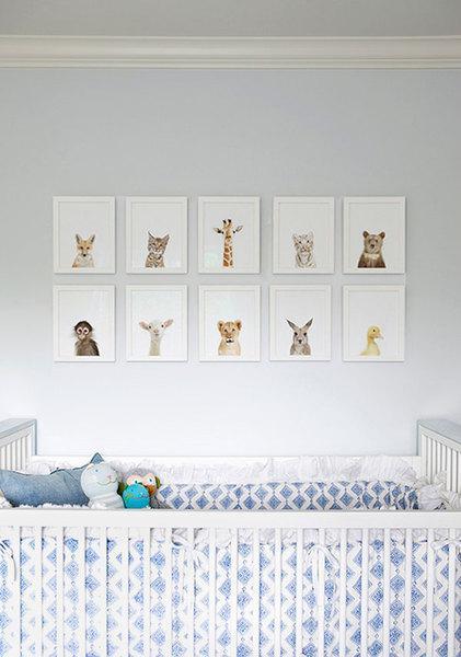 6图详解儿童房设计装修注意事项 为了宝宝认真看