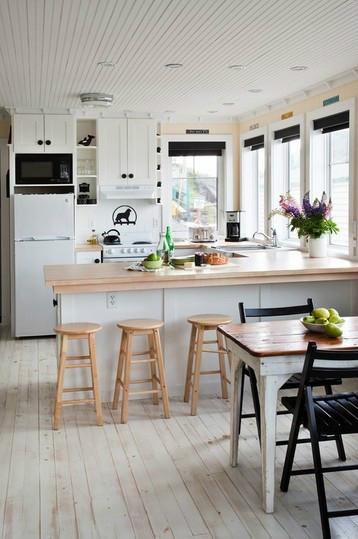 简约时尚吧台设计 让厨房格调即刻升级