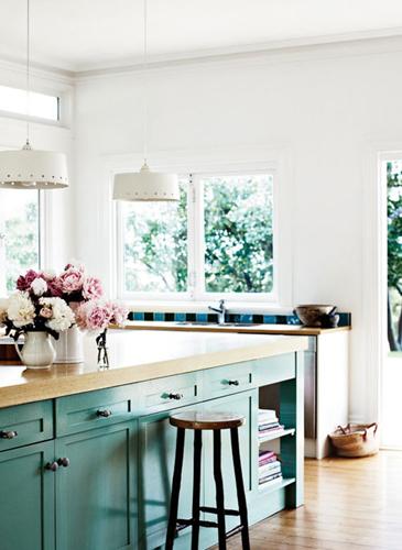 8款无吊柜厨房设计 让你美到没朋友