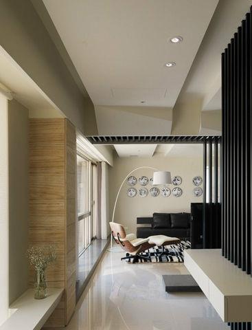 玄关设计效果图 感受中式风格家居魅力