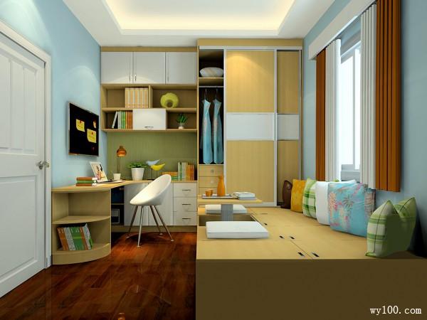 住宅与环境:卧室风水禁忌一点通