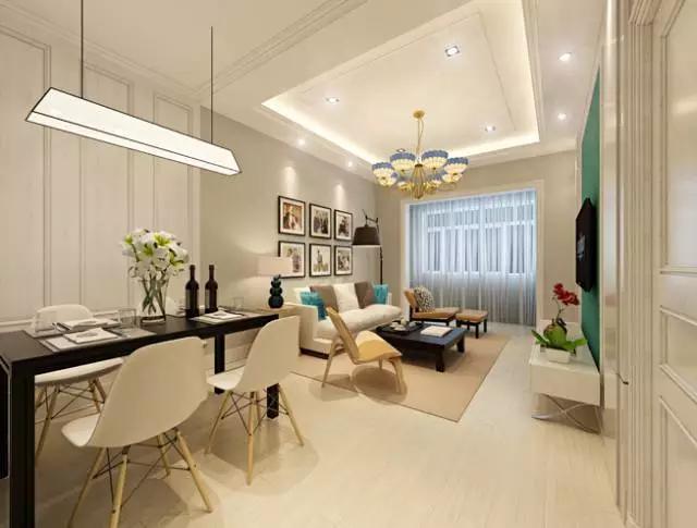 看看人家的客厅,这样设计才最利用空间!