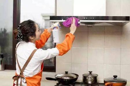 厨房死角污渍多?有了这几招真的很省事!