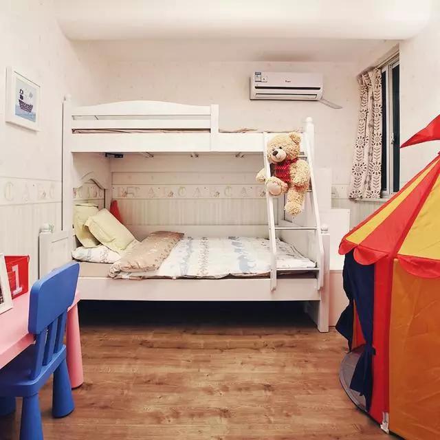 这样装修儿童房,环保、实用又漂亮!