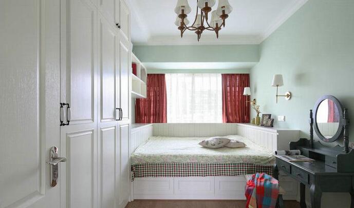 卧室衣柜色彩怎么搭 怎么搭配更好看