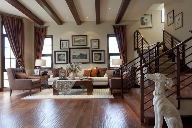 沉稳大气古典别墅 , 奢华与温馨并存!